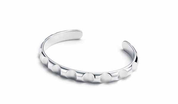 TIFFANY - Bracelet fin Paloma's Groove - 590€