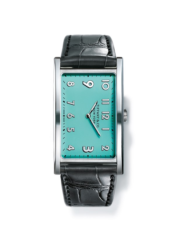 TIFFANY & CO. - Montre East West - 3 650€