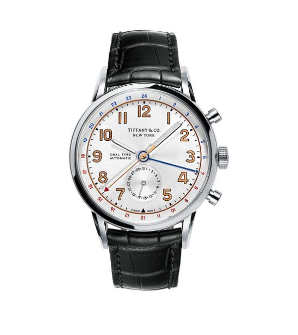 TIFFANY - Montre CT60 Dual Time - 6 950€