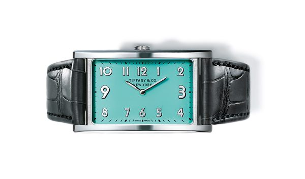 TIFFANY - Montre Tiffany East West - 4 150€