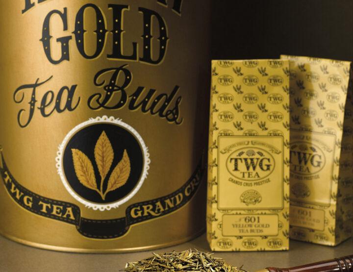 TWG tea ouvre à Paris
