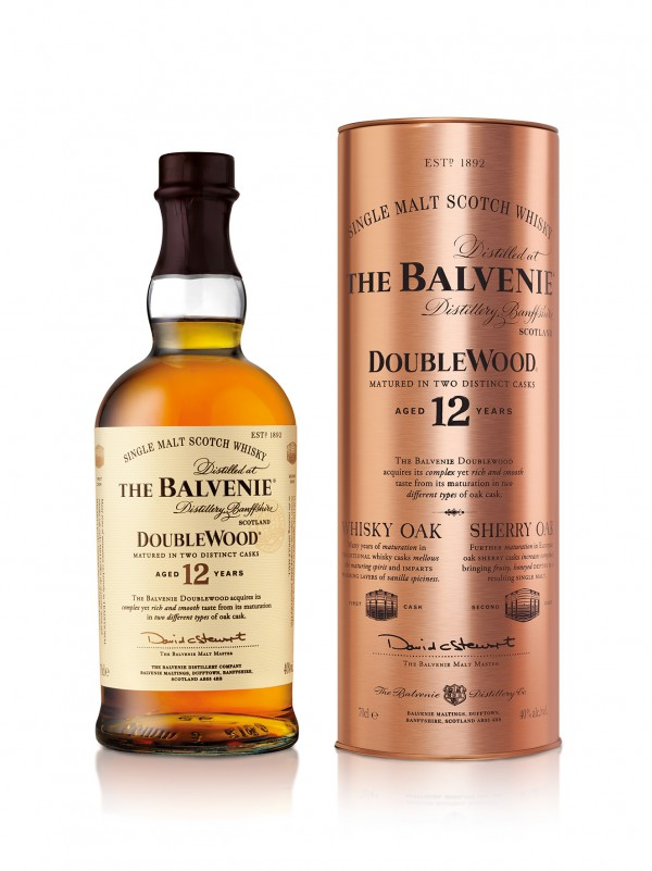 The Balvenie - Coffret fin d'ann+®e