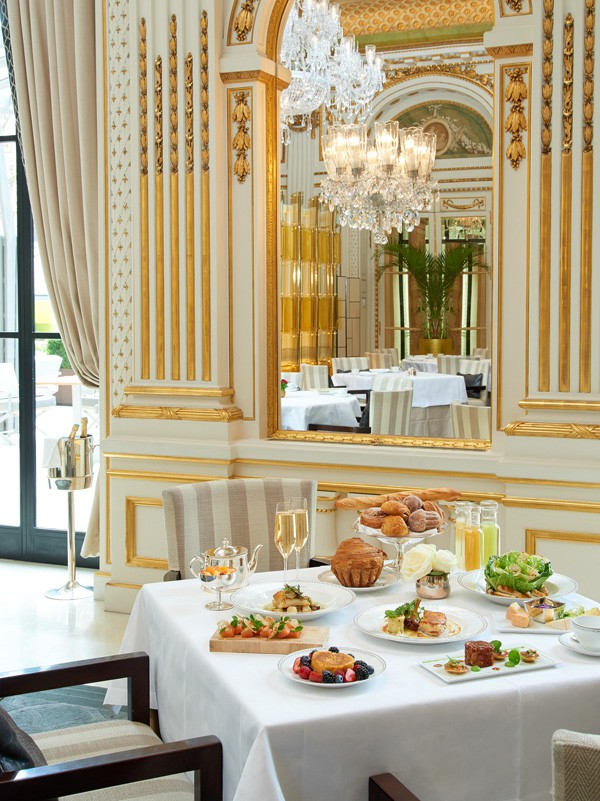 The Peninsula Paris - Brunch