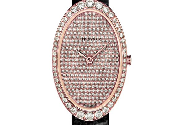 Les montres Tiffany Cocktail