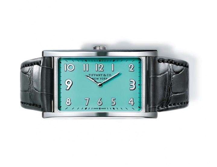 Nouvelle montre Tiffany East West