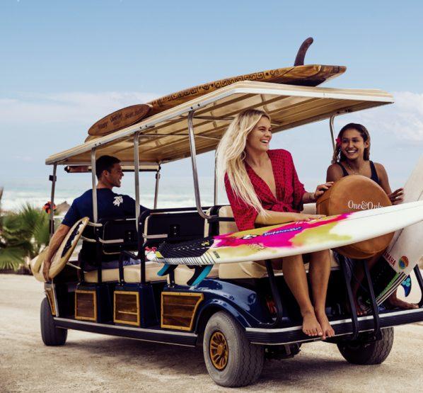 Surfer à Los Cabos
