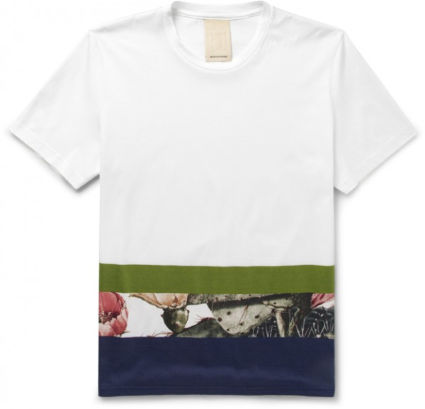 Wooyoungmi for MR PORTER t-shirt - 145 euros