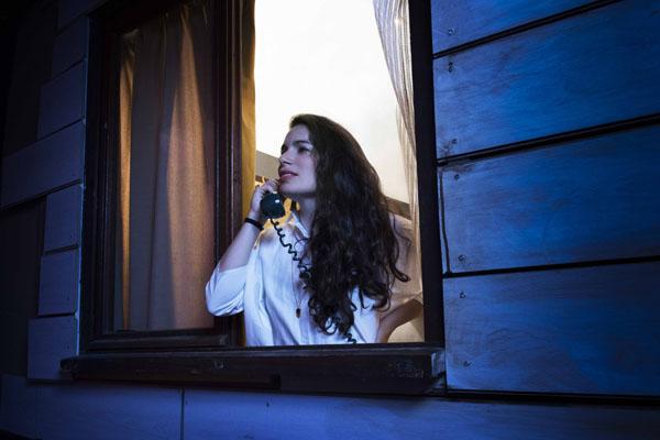la chanteuse Yael Naim