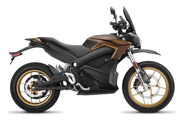 ZERO MOTORCYCLES - Moto électrique Zero DSR - à partir de 18 950€