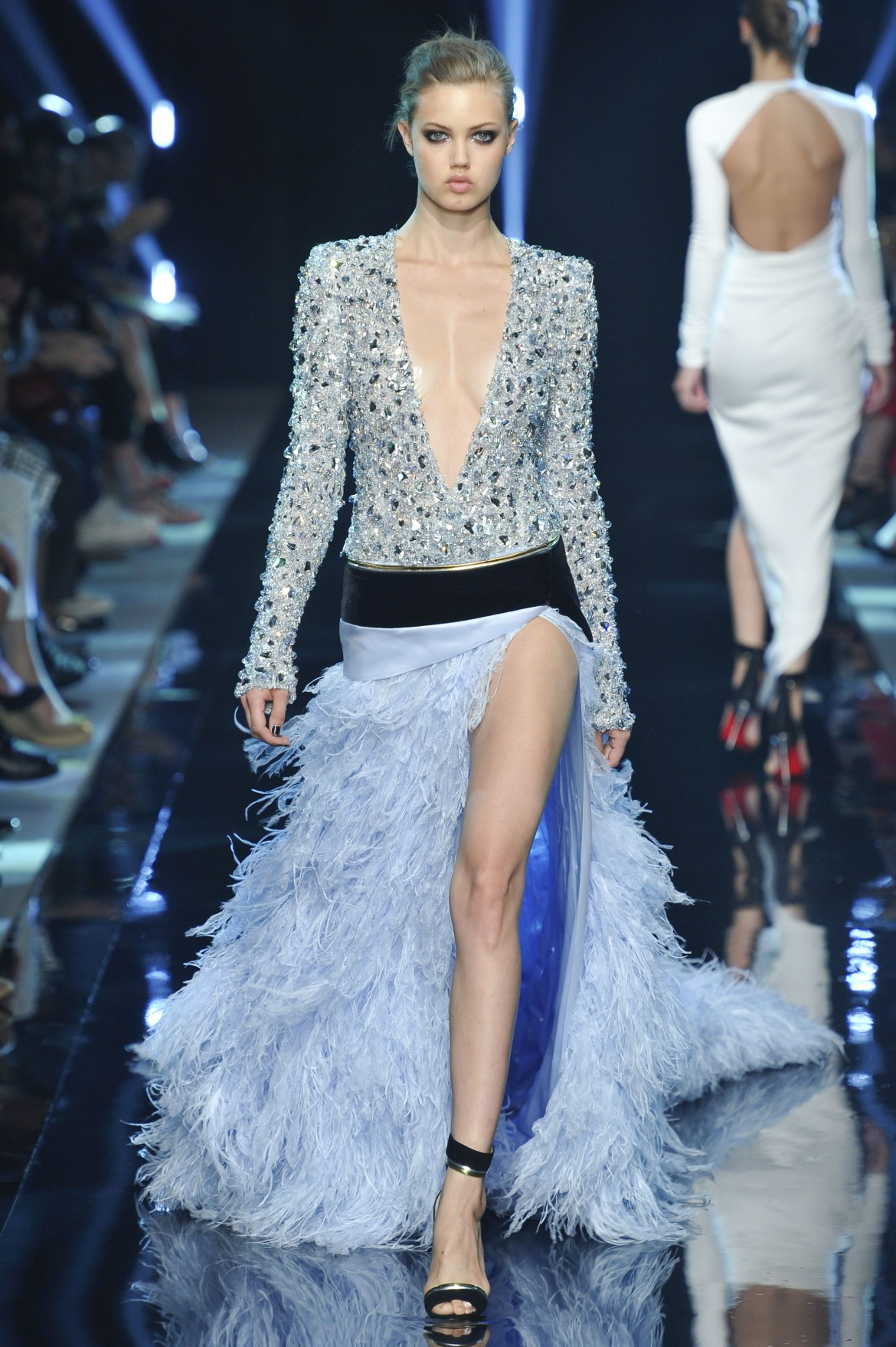 Alexandre Vauthier, autumn-winter 2013 Paris, France