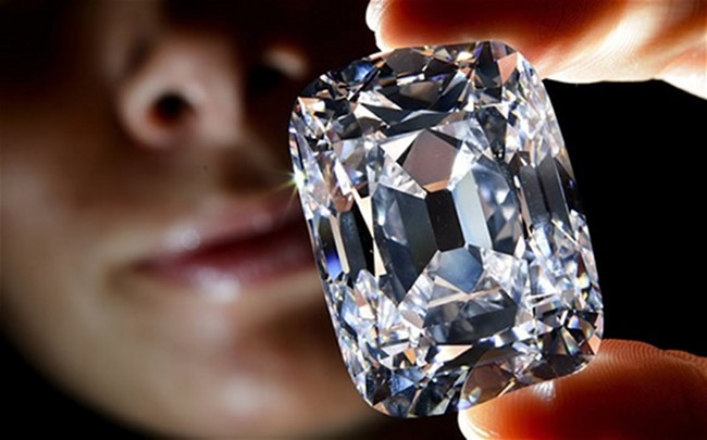 Un diamant historique en vente à Genève