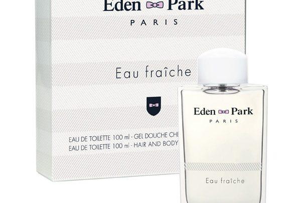 Eau Fraîche : mixte, fraîche et tonique par Eden Park