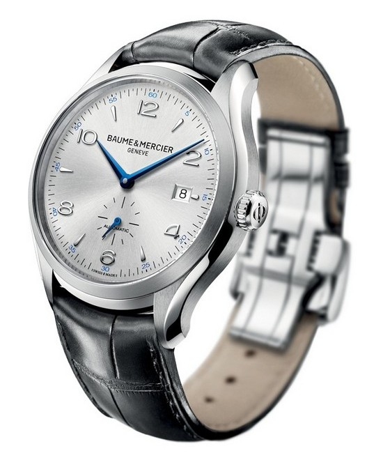 baume-et-mercier-clifton-small-seconds-watch-10052
