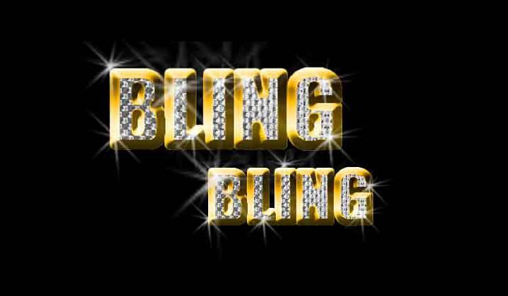 Christmas 2014 : des cadeaux BLING