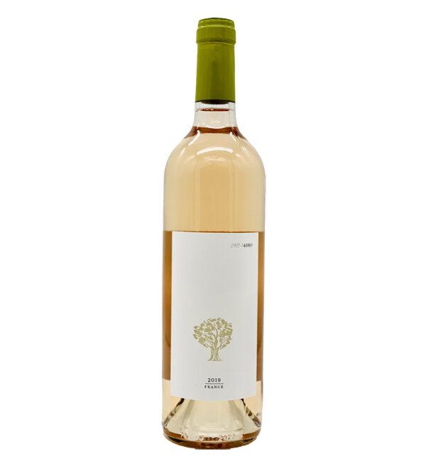 bouteille Domaine Beauvence rosé - Recto copie