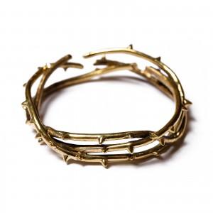 bracelet epine-bz or-60e