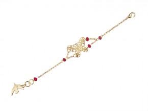 bracelet or-rouge