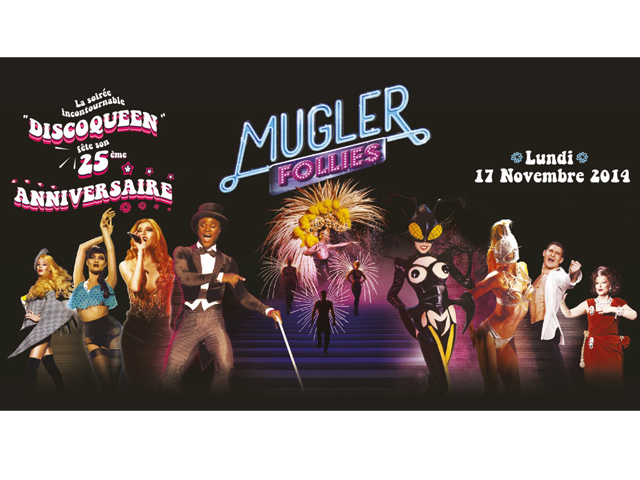 Mugler Follies Queen of the Night
