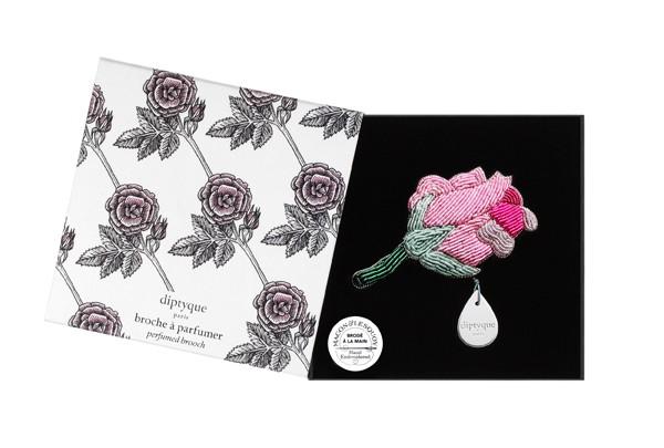 Une rose à parfumer par Macon & Lesquoy pour diptyque