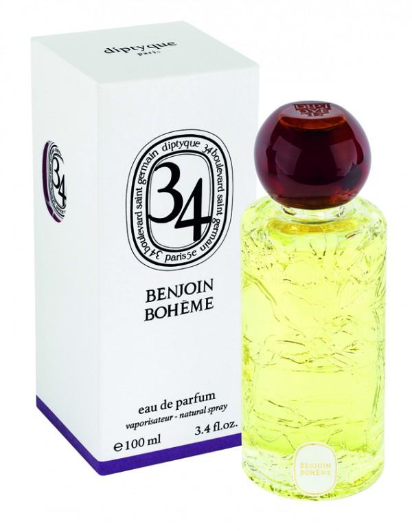 diptyque - La Collection 34 EDP Benjoin Bohème + pack