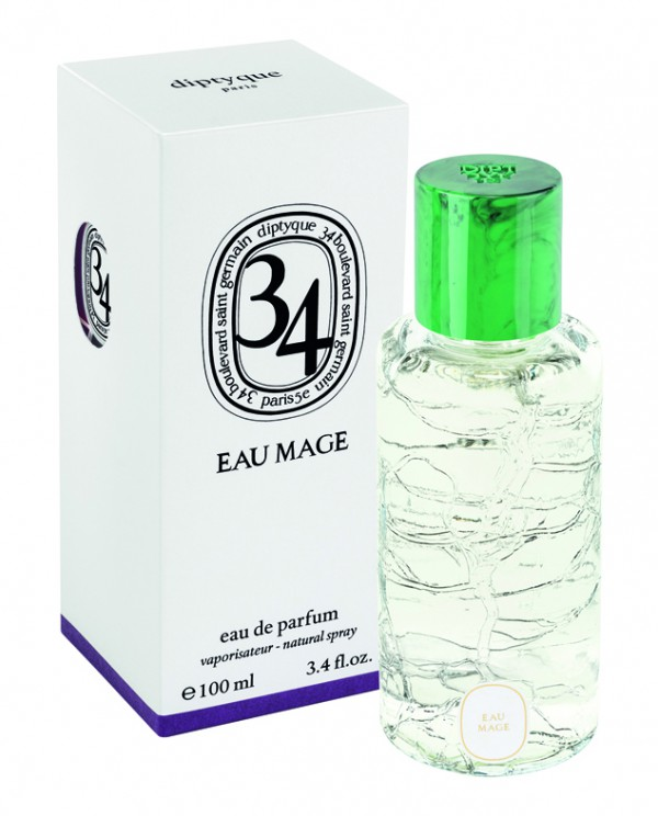 diptyque - La Collection 34 EDP Eau Mage + pack