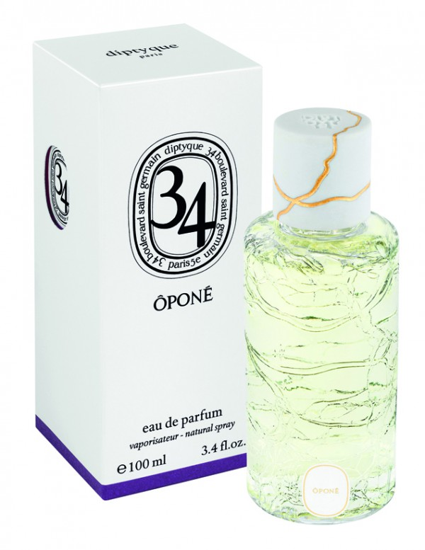 diptyque - La Collection 34 EDP Opôné + pack