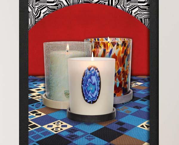diptyque - Collection 34 - les photophores