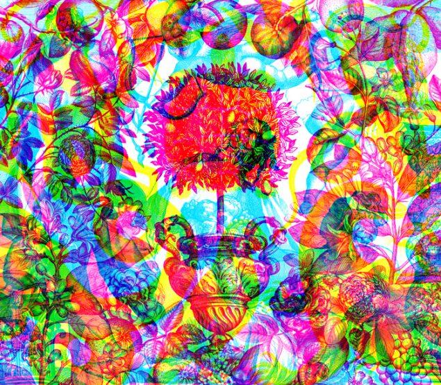 Les hallucinations de Carnovsky pour diptyque