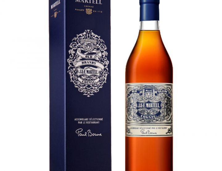 Hommage de Paul Bocuse à un cognac de 1879