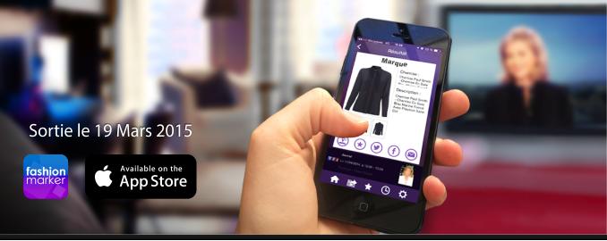 Fashionmarker, nos marques préférées portées à la TV en deux clics