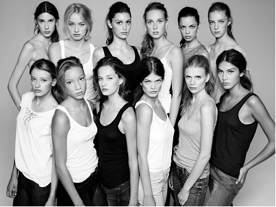 Finale France concours ELITE Model look 2012