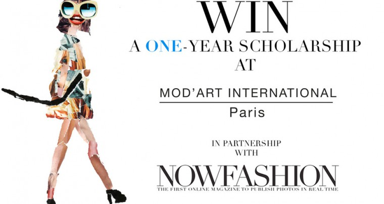 NOWFASHION x MOD'ART International CONTEST