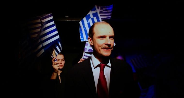 VIVE LA CRISE ou Papandreou au theatre