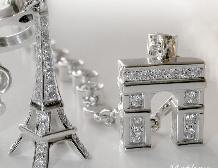 So Paris ! Bracelets signés Mathon