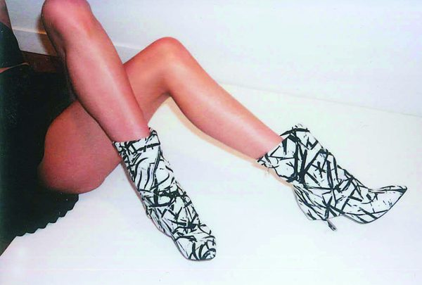 Les chaussures Mambrini collabore avec Emmanuel Ungaro