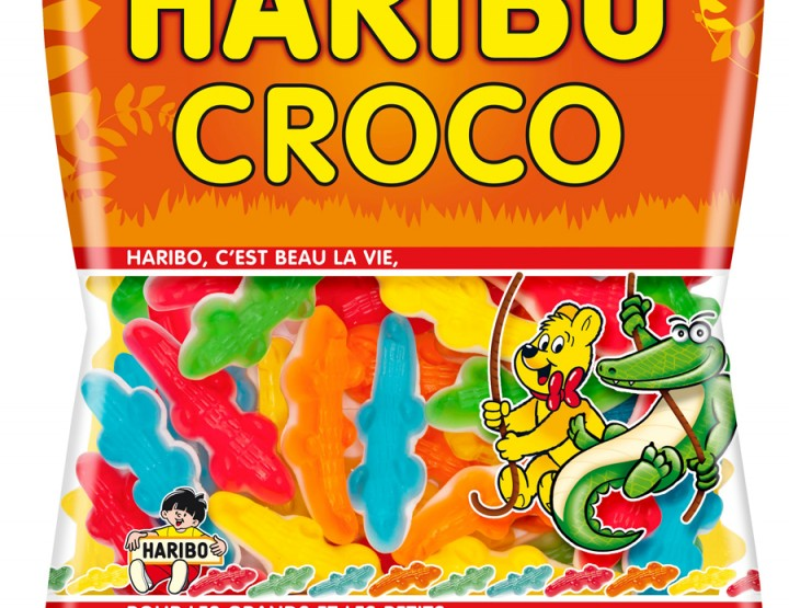 Haribo lance deux nouveaux croco...