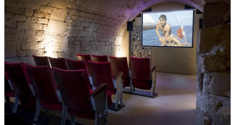 Cinéma de poche dans l'hôtel Jules & Jim