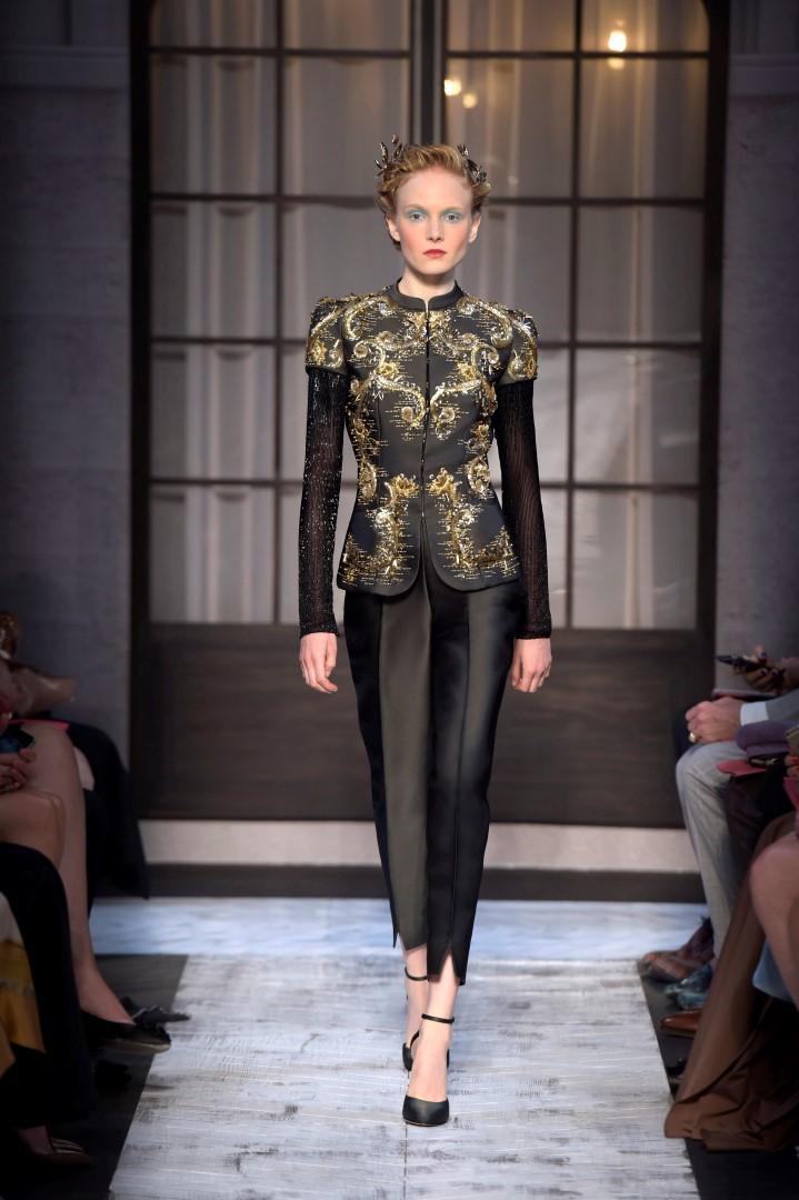 Schiaparelli Haute Couture Automne-Hiver 2015-2016