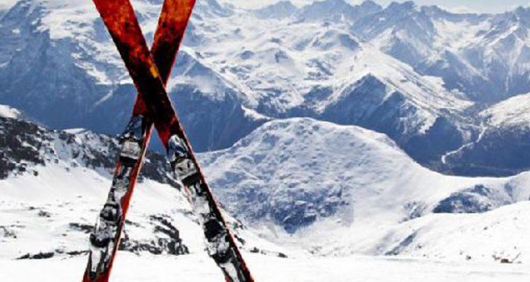 Shopping pour une virée au ski