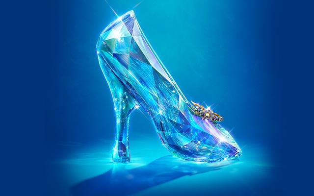 soulier de cristal