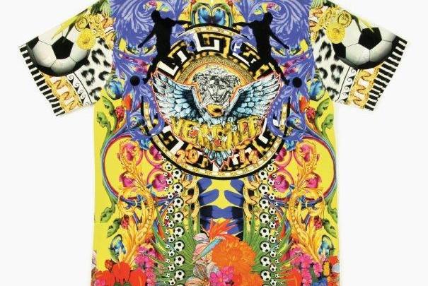 Versace aime le Brésil