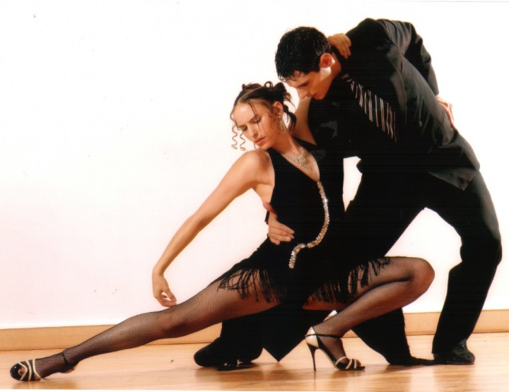 Le Chalet du Lac de Saint-Mandé en mode tango