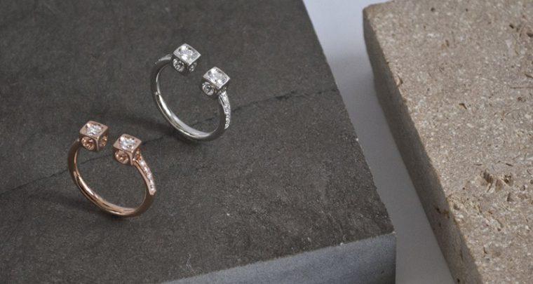 Le diamant en cube