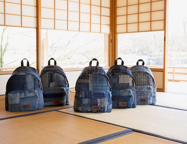 Eastpak en mode japonaise