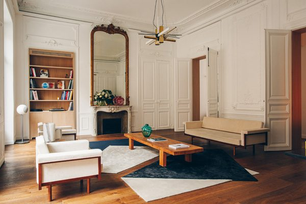 Maison Dentsu, 176 rue de Rivoli, Paris