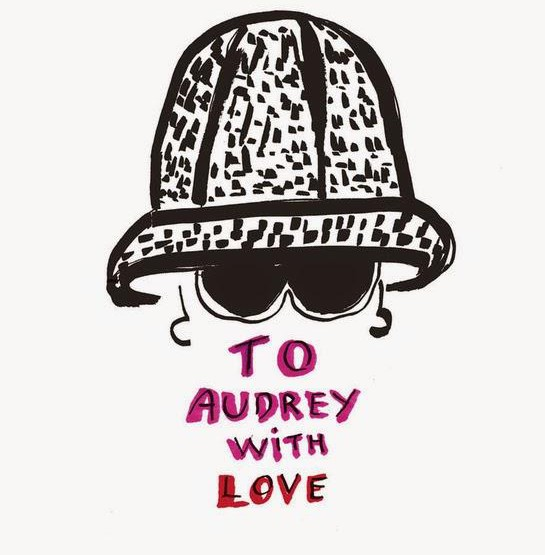 Hubert de Givenchy déclare sa flamme à Audrey
