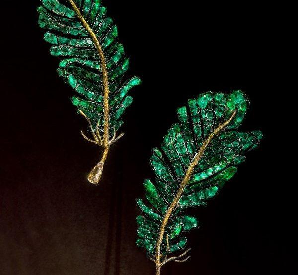 Les plumes précieuses de Cindy Chao