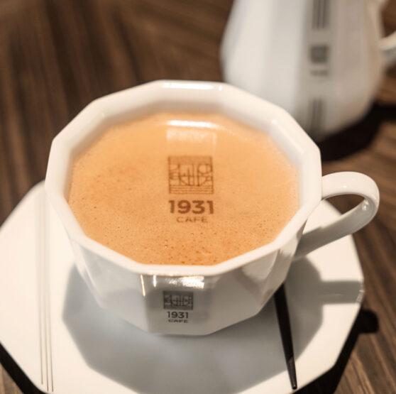 PARIS - Éphémère 1931 Café