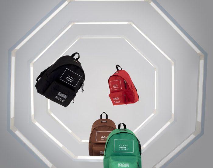le sac à dos Eastpak par Undercover