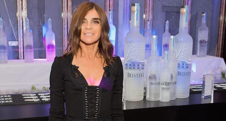 Belvedere au top de la fashion week
